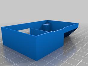 Alfawise U30 Display enclosure with SD on top