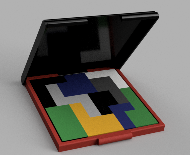 iQ Bloqs Puzzle