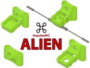 ImpulseRC Alien Antenna Mount + GPS (M8N) + Crossfire