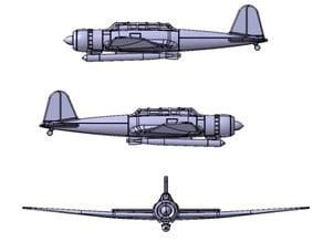 Nakajima B5N Kate 1:200