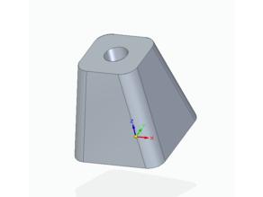 K40 Laser foot