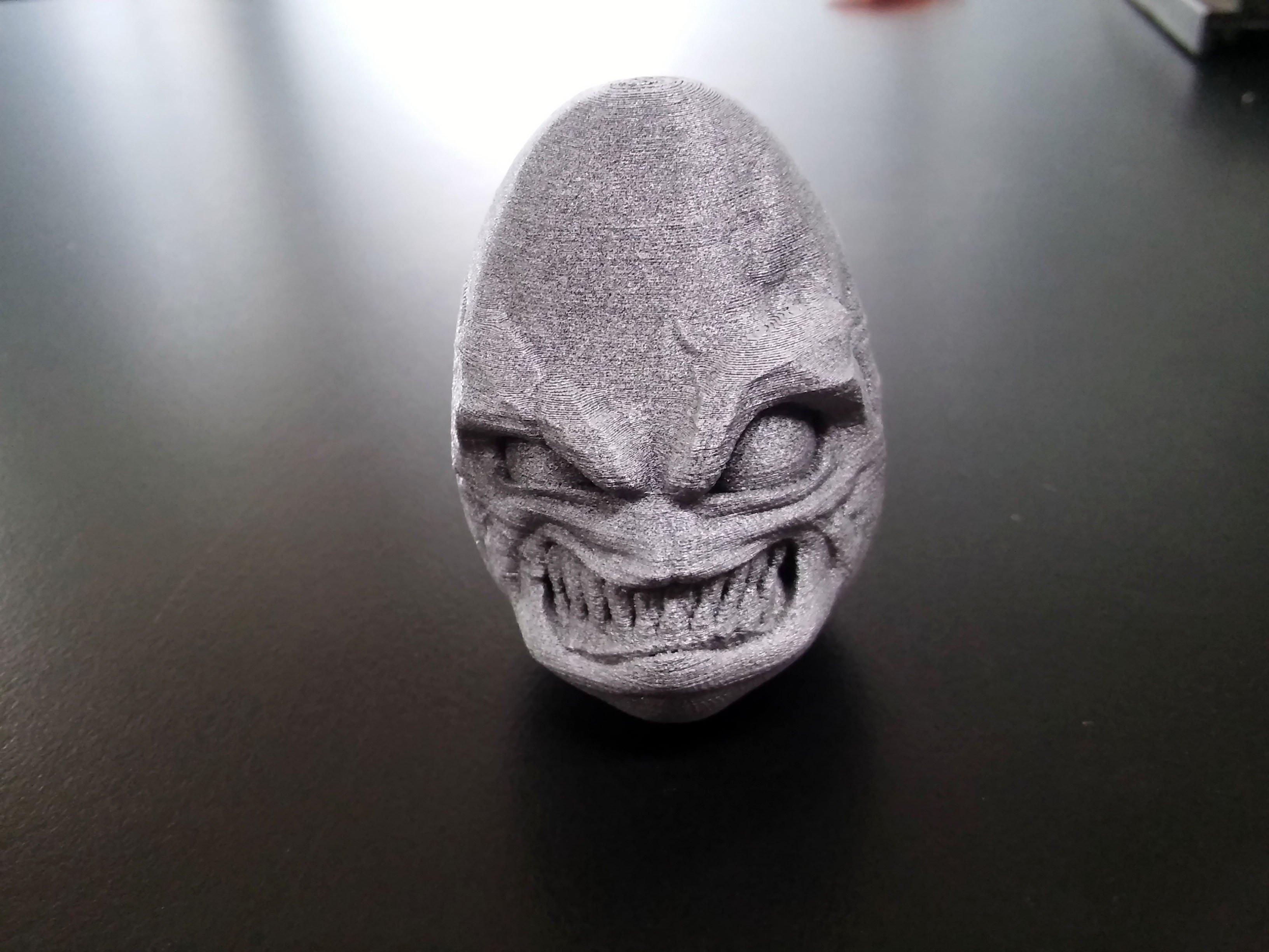 Evil easter egg