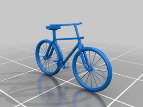 Bicycle 1:100