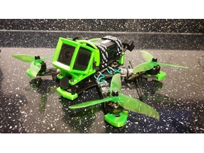 ImpulseRC Alien GoPro Session Mount