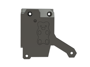 Bear Extruder 0.7.0 Volcano Cover