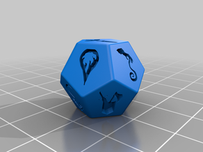 Random Dice for Classes - D&d 5.0