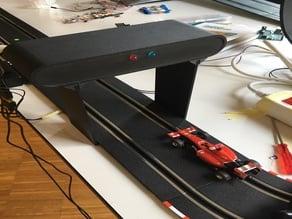 Carrera bridge / leap counter - Brücke / Rundenzähler