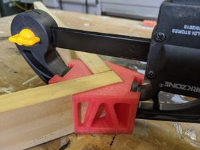 Corner Clamp Pads for Aldi Workzone Clamps
