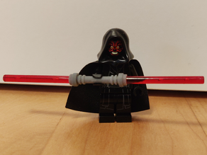 Lego Darth Maul Lightsaber