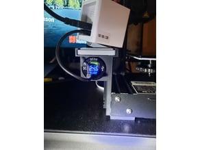 Ender 3 Wyze v2 Cam Mount w/USB/Voltage