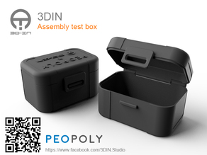 Peopoly Assembly test box