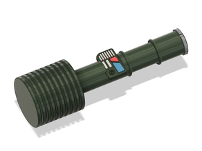 Mudtrooper grenade