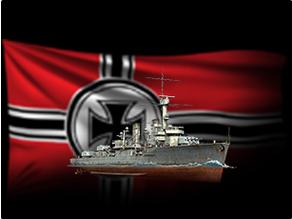 Warships - Koingsberg (1/10)