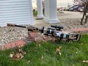 Apex Legends Kraber .50-cal Sniper