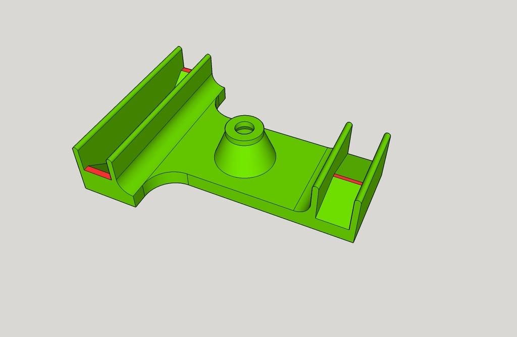 Qidi XMAX LevelingTool 3-point support