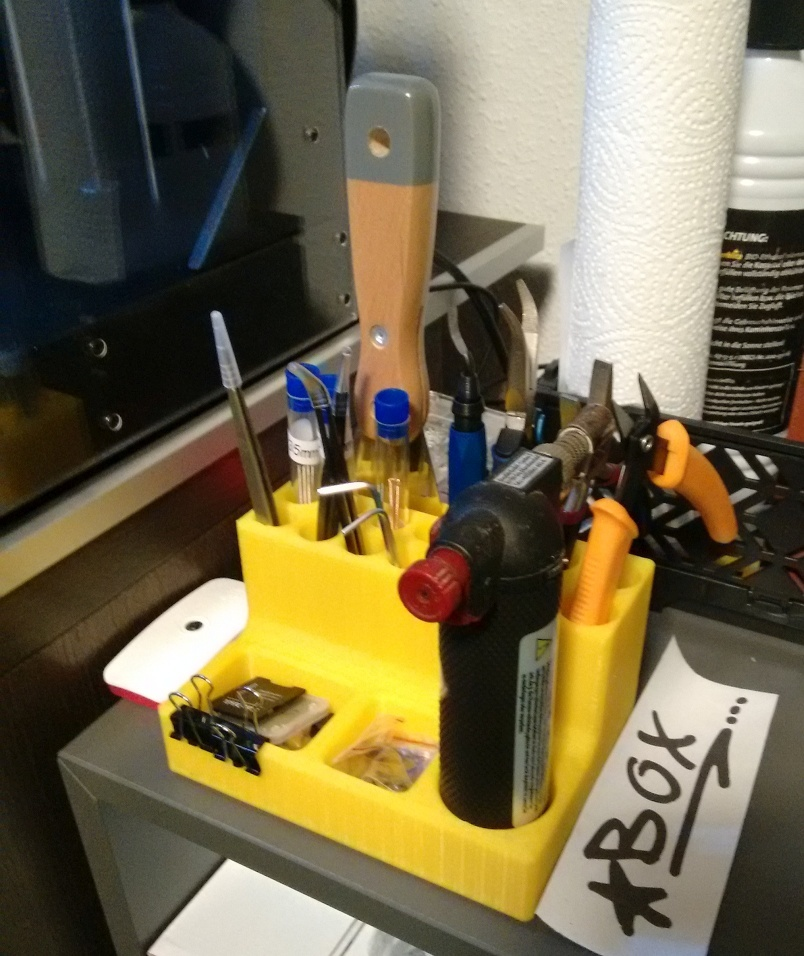 Simple Tool Organizer