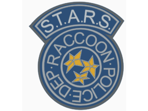 Raccoon City S.T.A.R.S. Logo HD