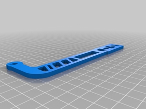 Ender3 Filament guide (simple)