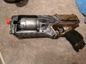 Nerf Strongarm Safety Tip / Muzzle Brake