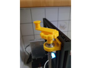 Handle for Ender 3 and CTC A13 Z-Rod knob
