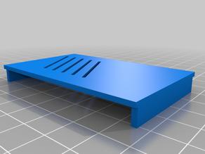 Tiny Ninja V disk sled / caddy for disassembled Sandisk SSD
