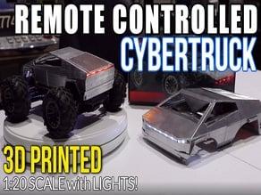 TESLA | Cybertruck | RC Vehicle 1:20 Scale