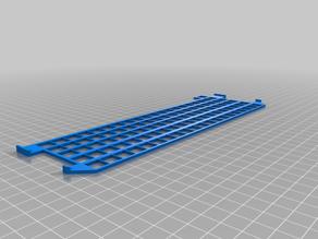 Azul scoreboard for 220x220 bed