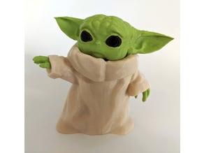 Baby Yoda - Multi-Color