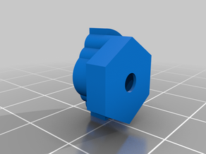 Adaptator (12mm Hex) for Absima CR3P