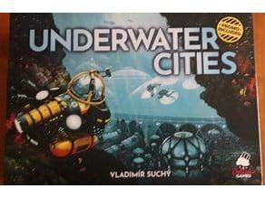 Underwater Cities Insert + Expansion