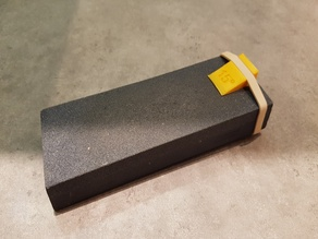 15° and 20° Angle guide (for knife sharpening stone)