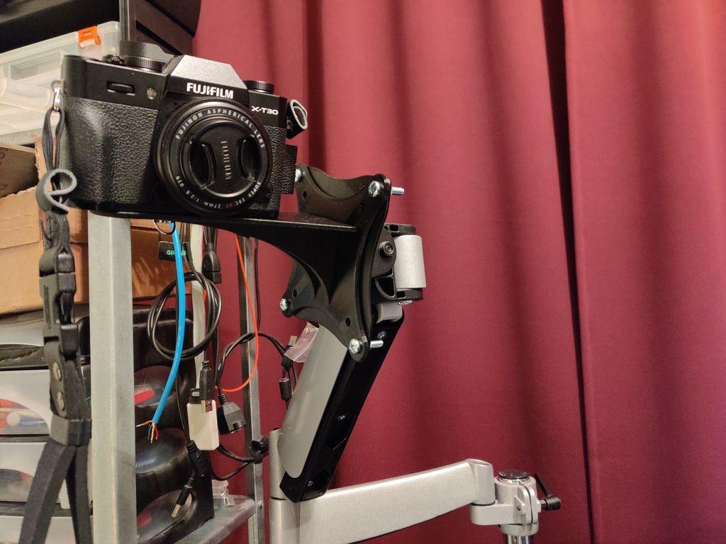 VESA camera adapter