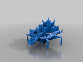 warhammer fantasy low poly terrain dump1
