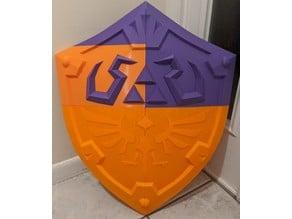 Hylian Shield - BOTW (Ender 5 Plus)