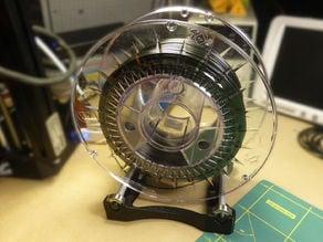 Filament Spool Holder, Prusa Mini Upgrade