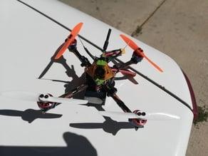 PickleBig 4inch & 5 inch quadcopter frames : Toothpick/light mini fpv quadcopter