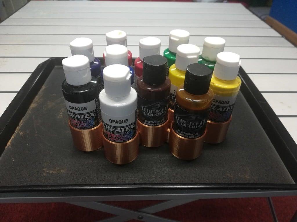 Createx Paint Organizer