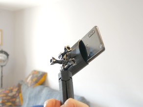 Phone/Tablet Clip Mount - Customisable & Universal!