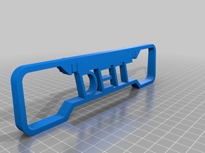 Laptop stand for Dell Precision M4800