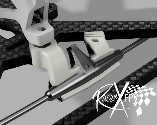 RACER X FPV ImmortalT mount