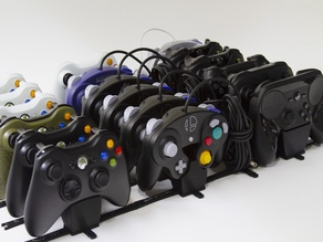 Modular controller stands for multiple consoles