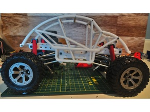 Updated: WPL Beetle Bouncer C24/C14 Mod Trail Buggy