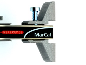 Depth gauge add-on for calipers