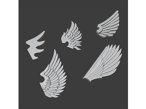 Wing Ornaments