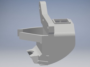 Cetus3d mk3 Duct Upgarde V2