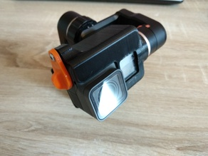 Feiyu WG2 smart Gopro holder