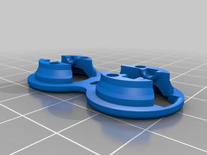 Fidget Gears Revolving V2 NOT-PRINT-IN-PLACE