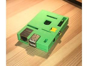 Raspberry Pi 1 Model B (REV0002) case