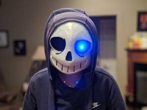 Sans Mask with Eye
