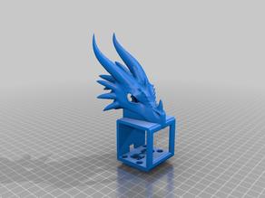 GoPro Session Mount - Dragon - Armattan Rooster / Chameleon